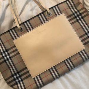 AUTHENTIC MINI BURBERRY TOTE